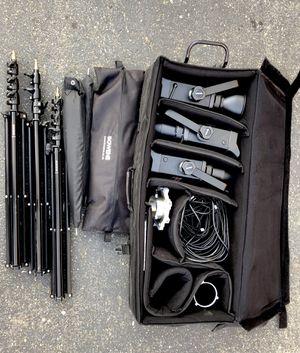 Bowens studio lighting kit for Sale in Bellevue, WA