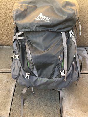 Gregory Contour 70L, hiking backpack for Sale in Jurupa Valley, CA