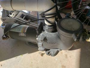 Hayward Max Flo XL Pool Pump 1.5 HP for Sale in Dallas, TX