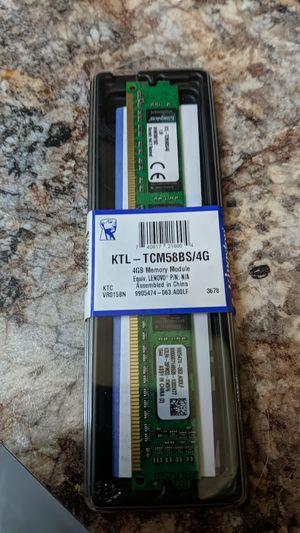 17 Kingston ktl-tcm58bs/4g for Sale in Lawton, OK