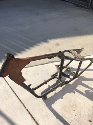 Motorcycle frame (Triumph) for Sale in La Verne, CA