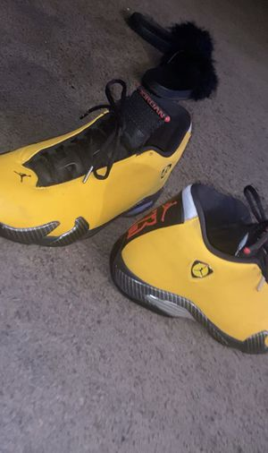 Retro Jordan 14s for Sale in Cleveland, OH