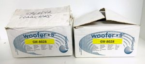 """NEW Goldwood GW-8028 8"""" Butyl Surround Woofer 8 Ohm - 2 available for Sale in Largo, FL"""