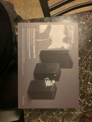 Samsung SWA-9000S Rear Wireless Speaker Kit for Sale in Compton, CA