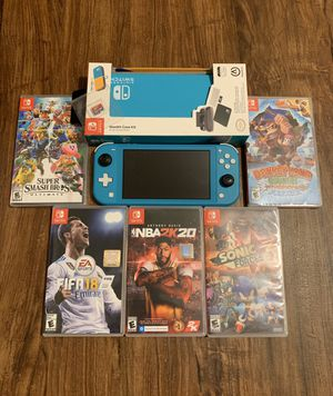 Nintendo Switch Bundle for Sale in Cuyahoga Falls, OH