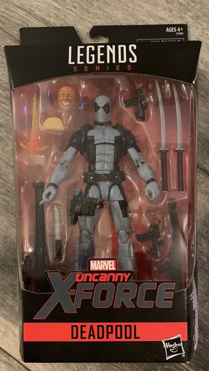 Marvel UNCANNY X-Force Deadpool for Sale in Lake Mary, FL