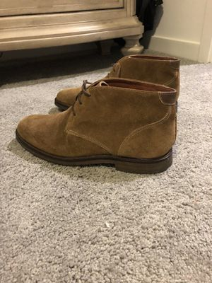 Men's Johnston and Murphy Chukka Boots for Sale in Tampa, FL