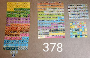 378 POKEMON cards foil trainers energy rare for Sale in Duncan, SC