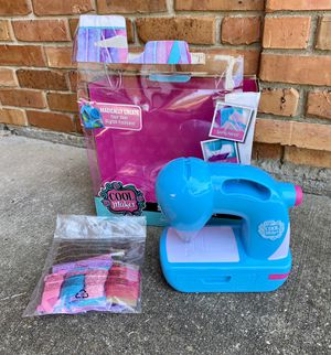 Cool Maker Sew N Style Seeing Machine for Kids for Sale in Plano, TX