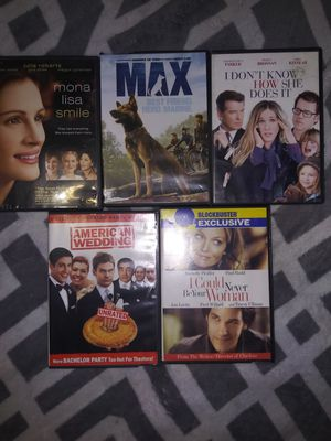24 DVDs $7 For All for Sale in Eagle Lake, FL
