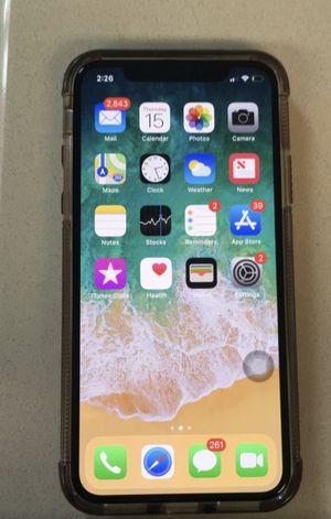 Iphone X 256GB for Sale in La Jara, NM