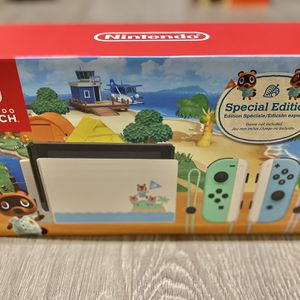 Nintendo Switch Console Animal Crossing V2 BRAND NEW for Sale in Anaheim, CA