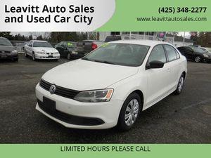 2012 Volkswagen Jetta Sedan for Sale in Everett, WA