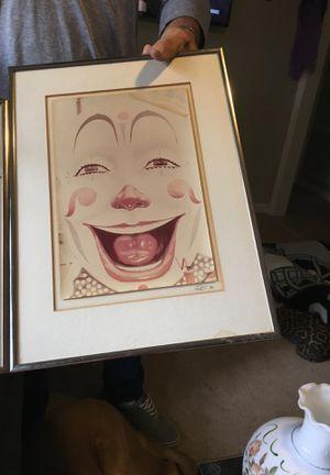 Pair of pictures for Sale in Quinton, VA