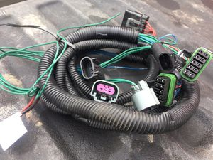 Western / Fisher Plow Light Harness for Sale in Gaithersburg, MD