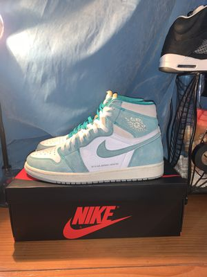 """Jordan 1 """"turbo green"""" for Sale in Orland Park, IL"""