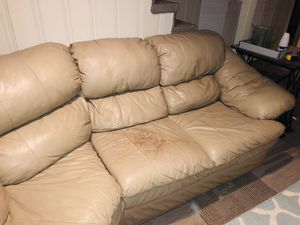 Couch/Sectional 100 OBO for Sale in St. Louis, MO