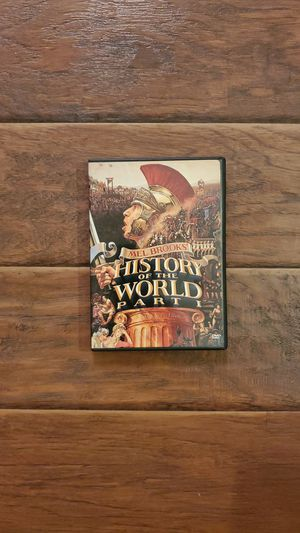 DVD - History of the World Part 1 for Sale in San Clemente, CA