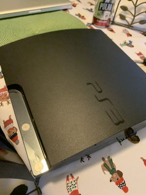 PS3 PlayStation 3 with Games No Power Cord for Sale in Miami, FL