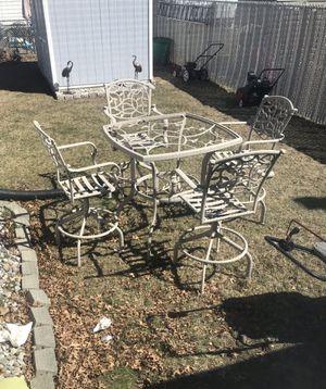 Patio furniture set for Sale in Saddle Brook, NJ