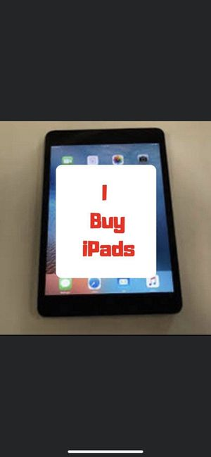ipad 128gb great works for Sale in Queens, NY