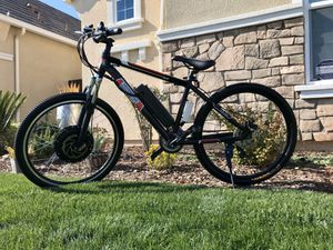 Electric Mountain bike 500 w for Sale in Clovis, CA