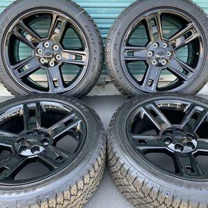 Chevy Silverado Tahoe Suburban Factory Wheels for Sale in Fontana, CA