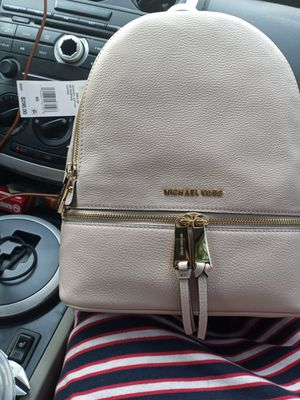 Michael Kors backpack purse for Sale in Aurora, CO