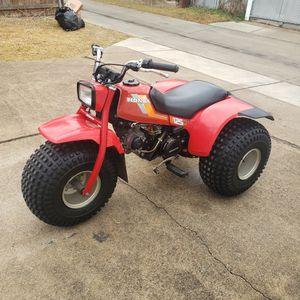Honda ATC 125 3 Wheeler Motorcycle for Sale in Grand Prairie, TX