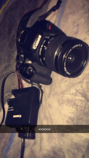 Canon camera for Sale in Denver, CO