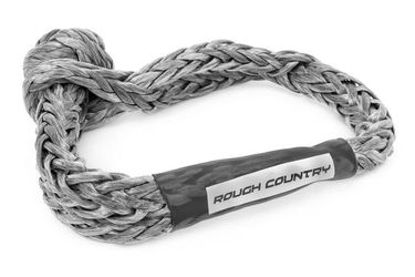 "7/16"" Soft Shackle for Off Road Recover - Off Road Soft Shackle Rope - Rough Country Rope Shackle for Sale in Fullerton,  CA"