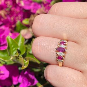 14k Solid Gold Vintage Chateau Ring for Sale in Inglewood, CA