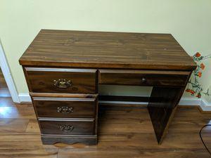Wood Office Desk for Sale in Arlington, VA