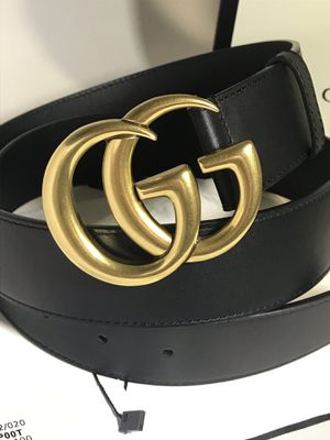 Gucci Brass GG Classic Belt 1.5 Inch (Xmas Sale) for Sale in Queens, NY