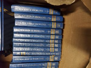 The New Book Of Knowledge for Sale in Fresno, CA