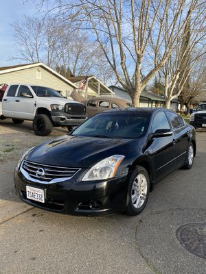 20112 Nissan Altima 2.5SL fully loaded great on gas for Sale in Rancho Cordova, CA
