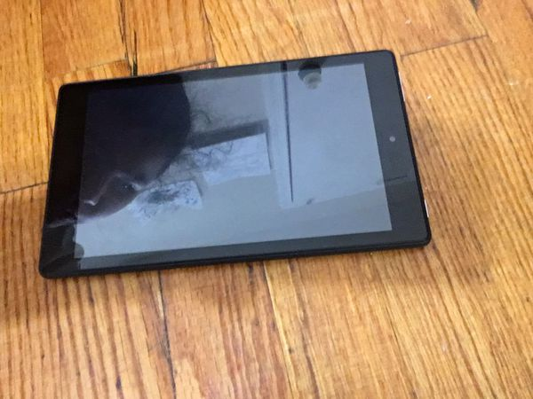 Amazon Fire tablet 8th gen