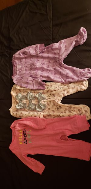 Baby Clothes Bundle 1 for Sale in North Potomac, MD