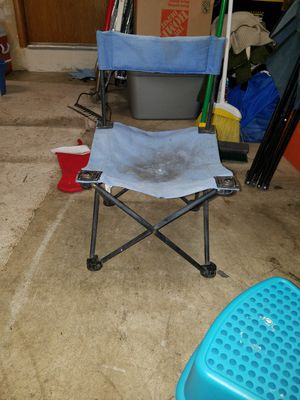 Kids camping chair for Sale in Maple Valley, WA