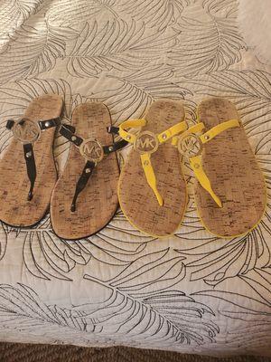Authenic Michael Kors Sandals for Sale in Everett, WA