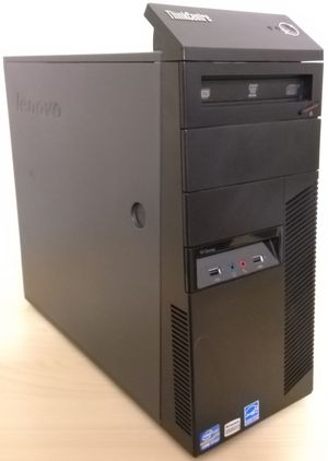 Lenovo ThinkCentre M91P Desktop - Intel Core i5 2500 - GTX 660 for Sale in Lake Worth, FL