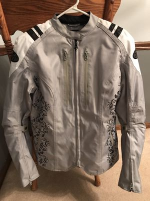 Women's XL armored motorcycle jacket for Sale in OH, US