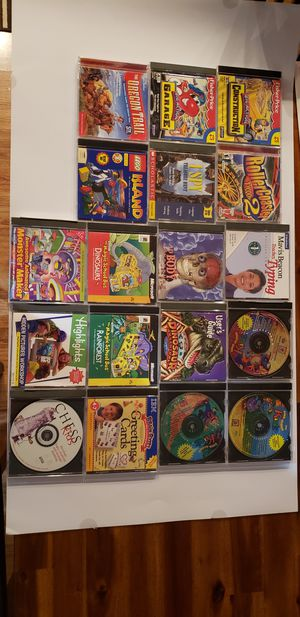 Kids software for Sale in Rancho Cucamonga, CA