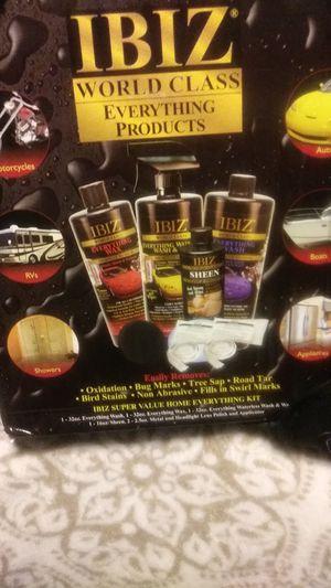 Ibiz wax kit for Sale in Kennewick, WA