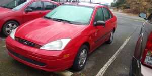 2001 ford focus 2.0l manual transmission for Sale in Tacoma, WA