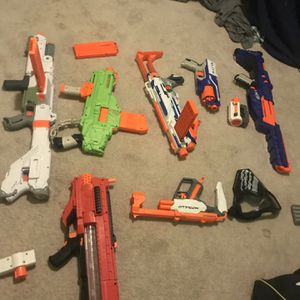 Nerf Gun Lot for Sale in Portland, OR