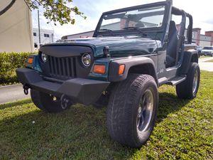 JEEP Wrangler Nice- for Sale in Boca Raton, FL