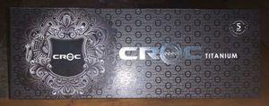 Croc straightener for Sale in Victorville, CA