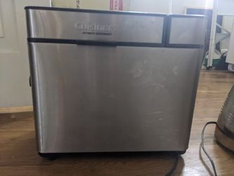 Cuisinart bread maker . Only used once and is in perfect condition. for Sale in UNM,  NM