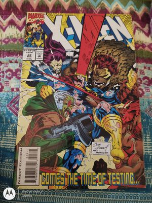 X-Men No 23 August 1993 Direct Edition for Sale in Walbridge, OH
